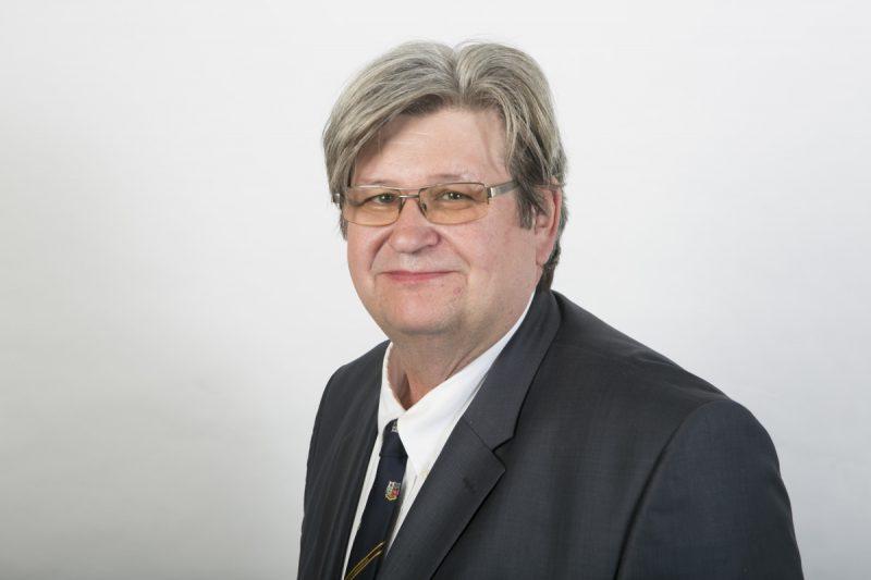Councillor George Gordon